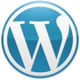 wordpress-blue